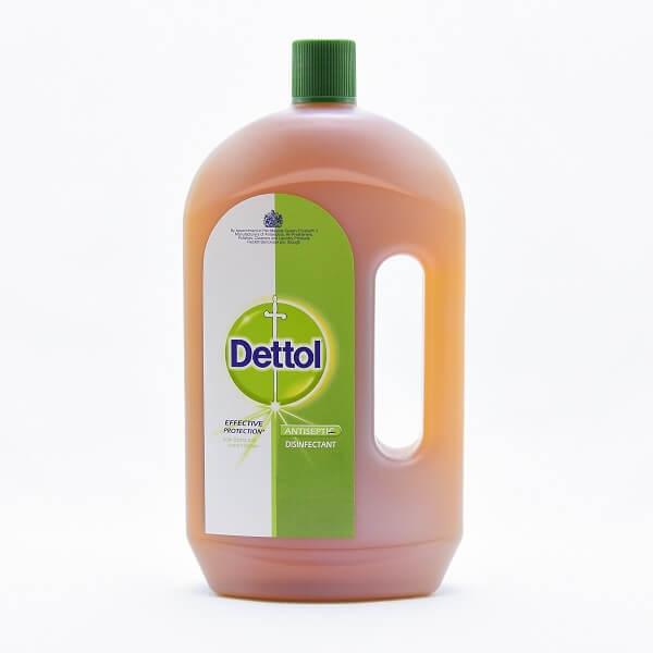 Dettol Antiseptic Disinfectant 1l Glomark Lk