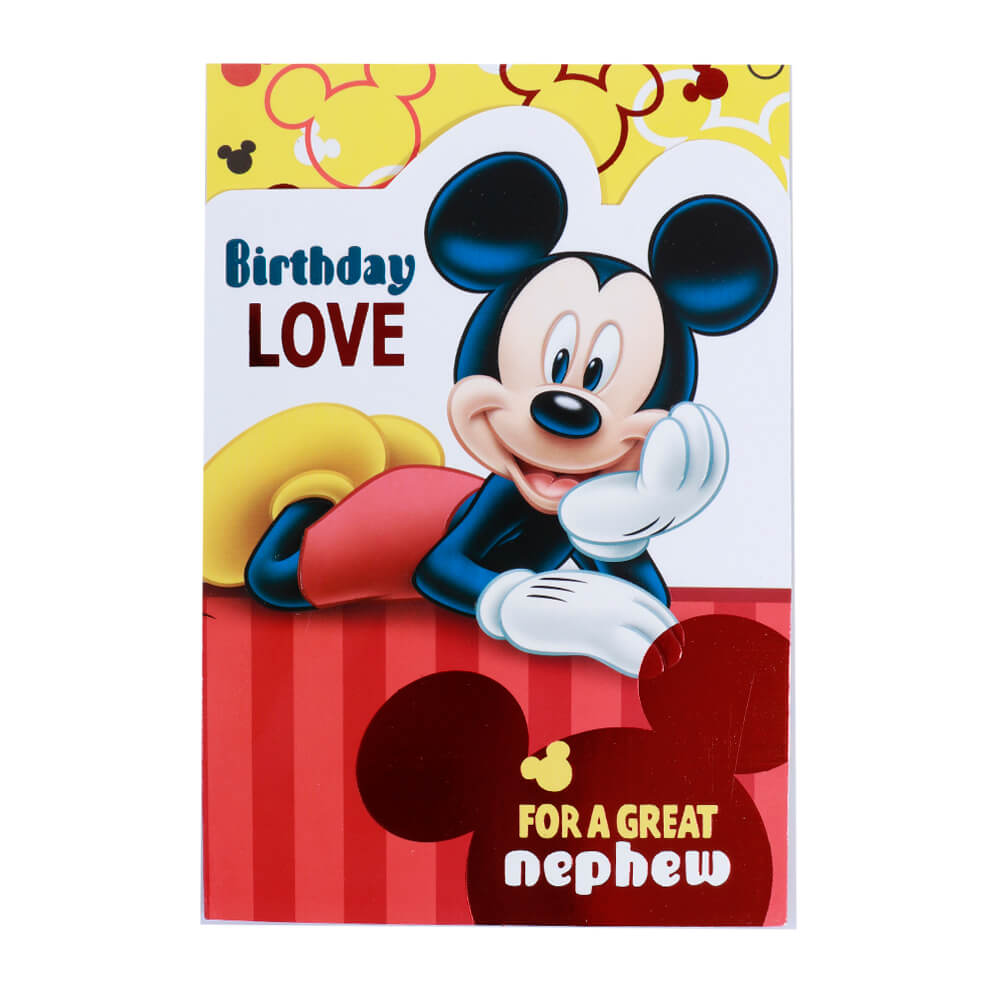 Related Products LKR 900 Birthday Greeting Card
