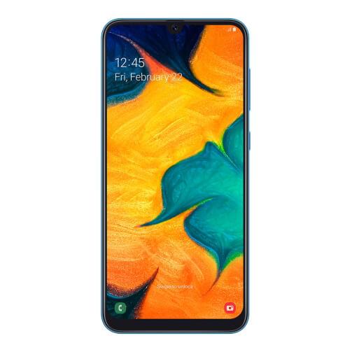 Samsung Galaxy A30 (64GB) (Blue)   MySoftlogic lk